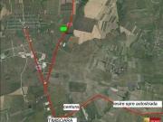 Teren de vanzare cu PUZ aprobat pentru zona industriala - depozitare, Aradului